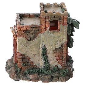 Casetta per villaggio Fontanini cm 6.5 s4