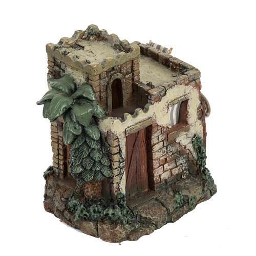 Casetta per villaggio Fontanini cm 6.5 2