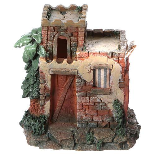 Casetta per villaggio Fontanini cm 6.5 1