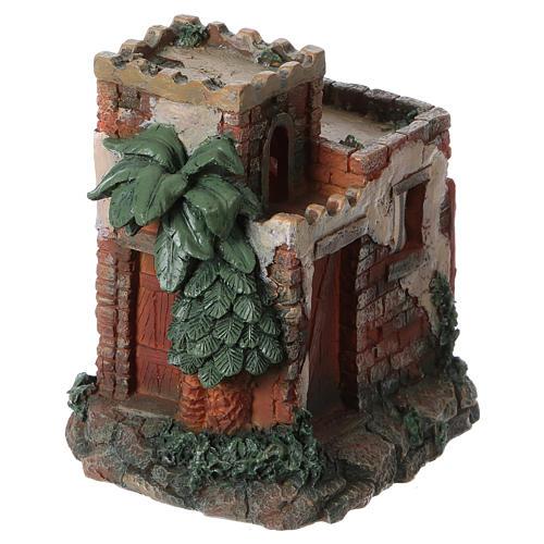 Casetta per villaggio Fontanini cm 6.5 3