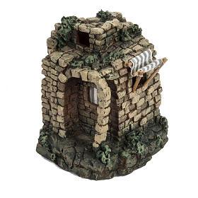 Maison pour village crèche Noel Fontanini 6,5 cm s1