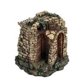 Maison pour village crèche Noel Fontanini 6,5 cm s2