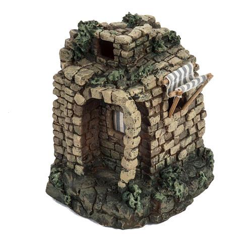 Maison pour village crèche Noel Fontanini 6,5 cm 1