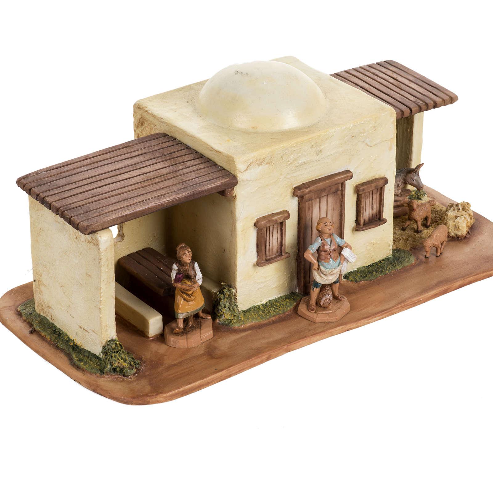 Zajazd do wioski Fontanini 6.5 cm 4