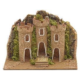 Castello presepe 15x10 s1