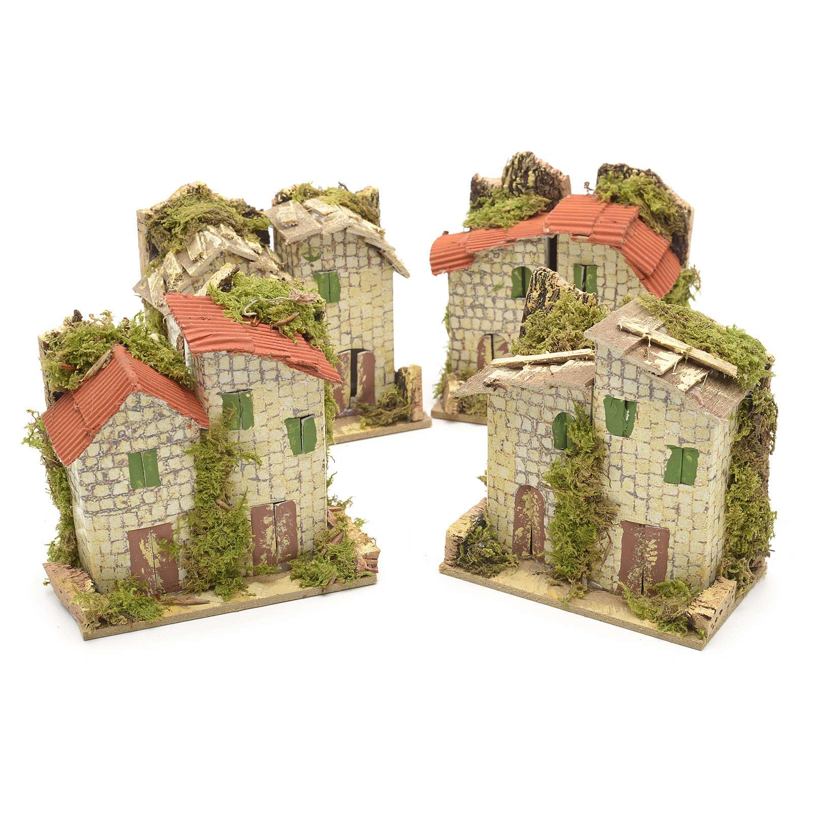 Casa 10x6 cm tipo roccia 4