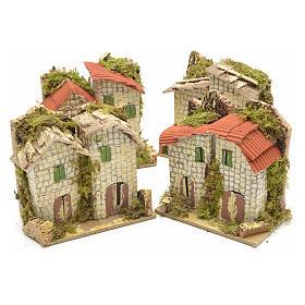 Casa 10x6 cm tipo roccia s2