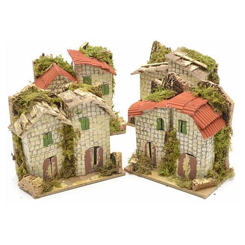Casa 10x6 cm tipo roccia 2