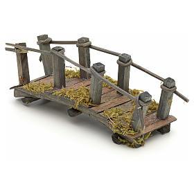 Ponte in legno cm 17,5x6x7 s3
