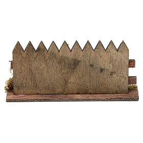 Staccionata legno cm 15x3 s3