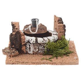 Pozzo terracotta stile arabo 5x12x12 cm s1