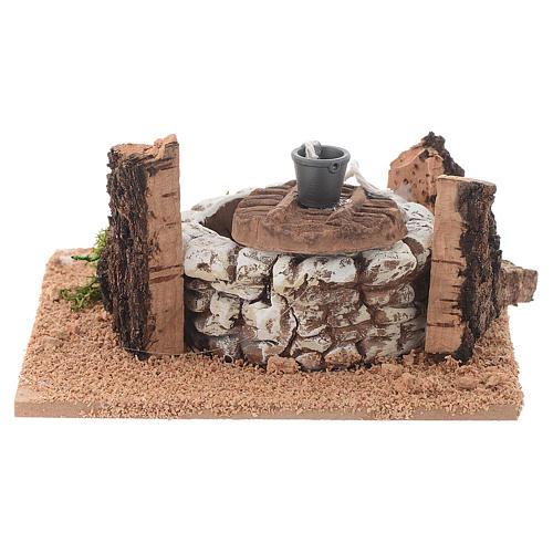 Pozzo terracotta stile arabo 5x12x12 cm 2