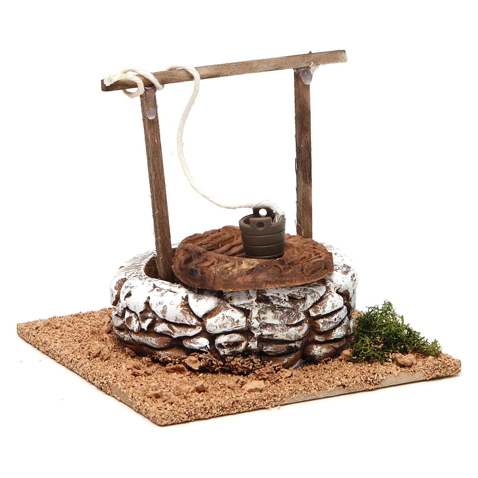 Pozzo terracotta stile arabo 10x12x12 cm 4