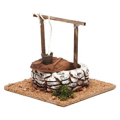 Pozzo terracotta stile arabo 10x12x12 cm 2