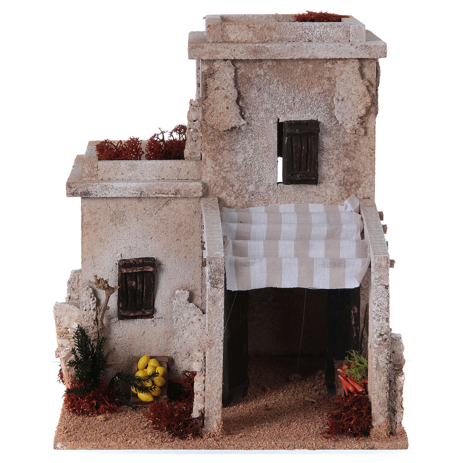 Casa araba con bottega frutta 4
