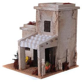 Casa araba con bottega frutta s3
