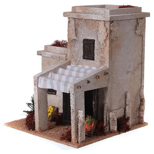 Casa araba con bottega frutta 3