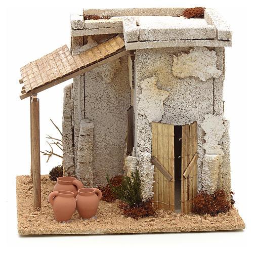 Casa araba con bottega vasaio 3