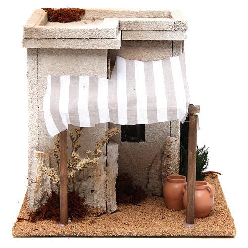 Casa araba con bottega vasaio 1