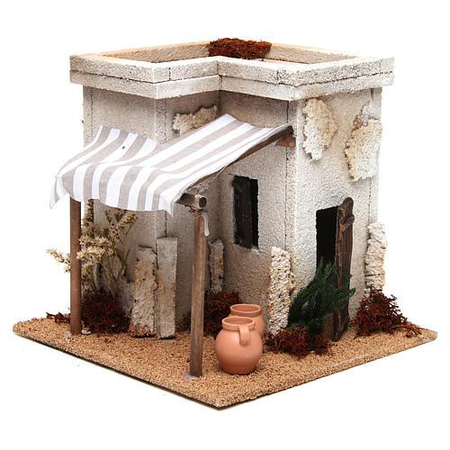 Casa araba con bottega vasaio 2