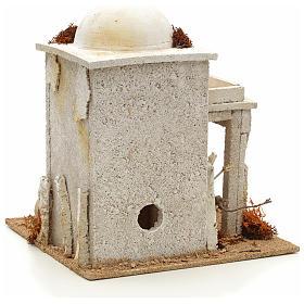 Maison arabe en miniature avec atelier du menuisier s4