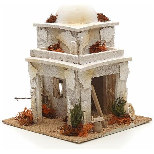 Maison arabe en miniature avec atelier du menuisier 3