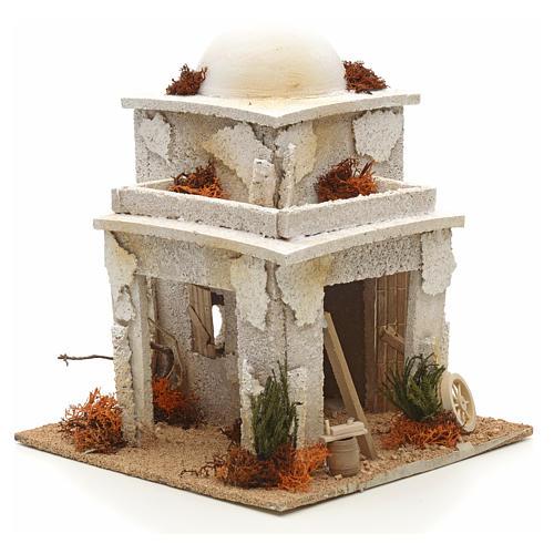 Casa araba con bottega falegname 1