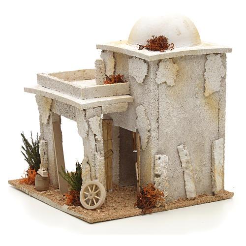 Casa araba con bottega falegname 3