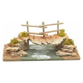 Puente de corcho 10x20x10cm s2