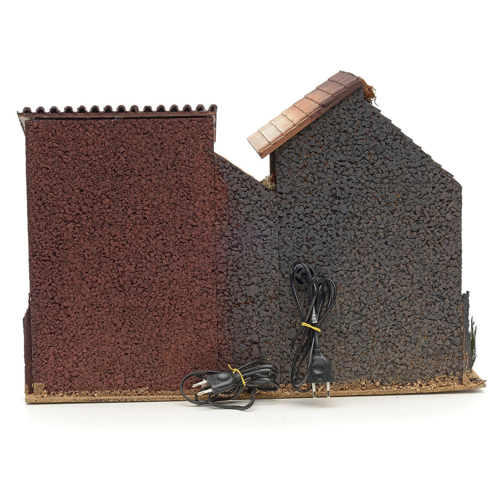 Doble casa nórdica 4