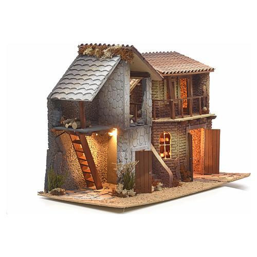 Doble casa nórdica 2