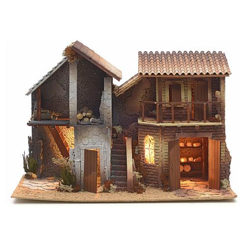Casa doppia nordica 1