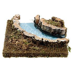 Nativity setting, river turn in cork s4