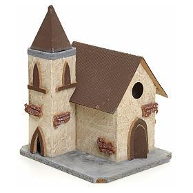 Chiesa di campagna per presepe s2