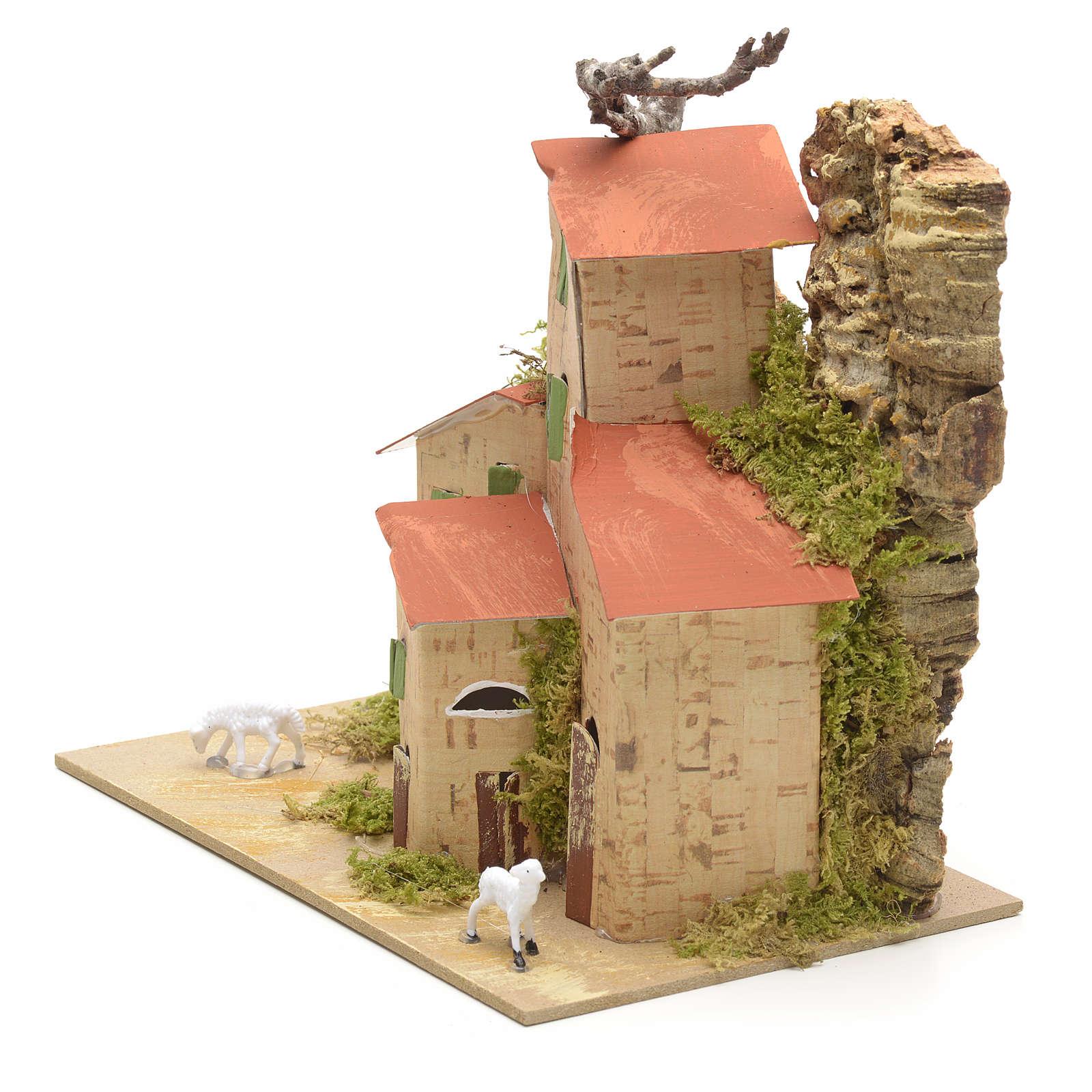 Nativity farmhouse 4