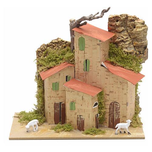 Nativity farmhouse 1