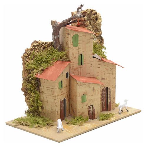 Nativity farmhouse 2