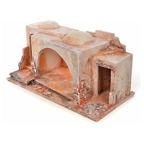 Portal árabico pesebre cm. 12 Fontanini 3