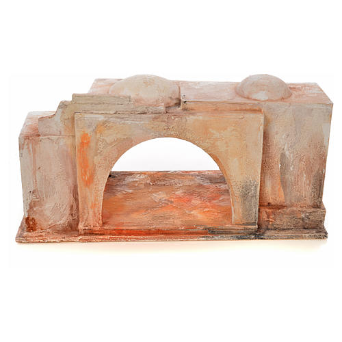 Portal árabico pesebre cm. 12 Fontanini 4