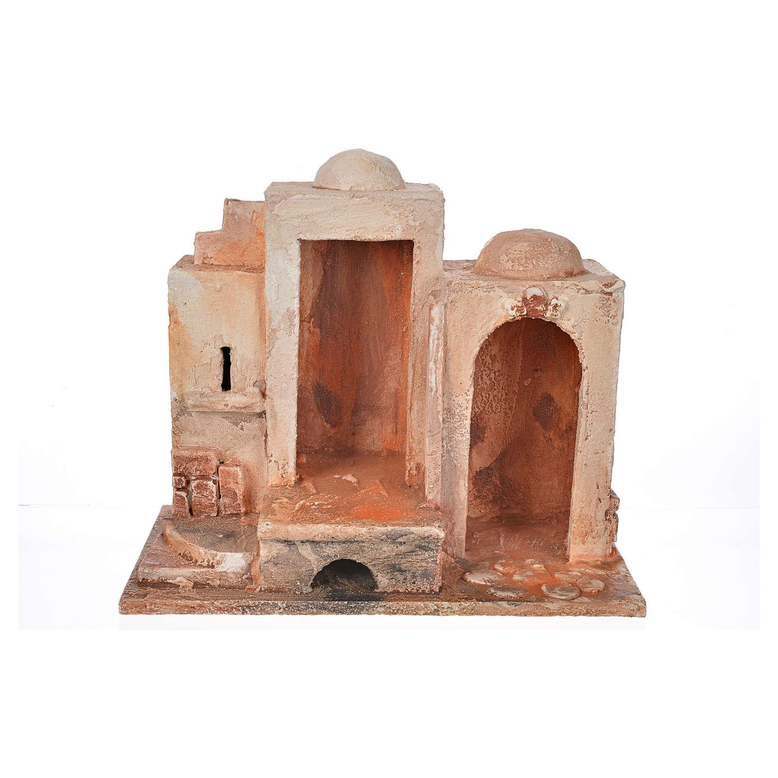 Borgo Fontanini presepe cm 12 4