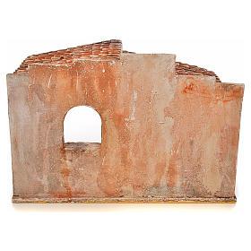 Capanna stile arabo presepe Fontanini cm 12 s4