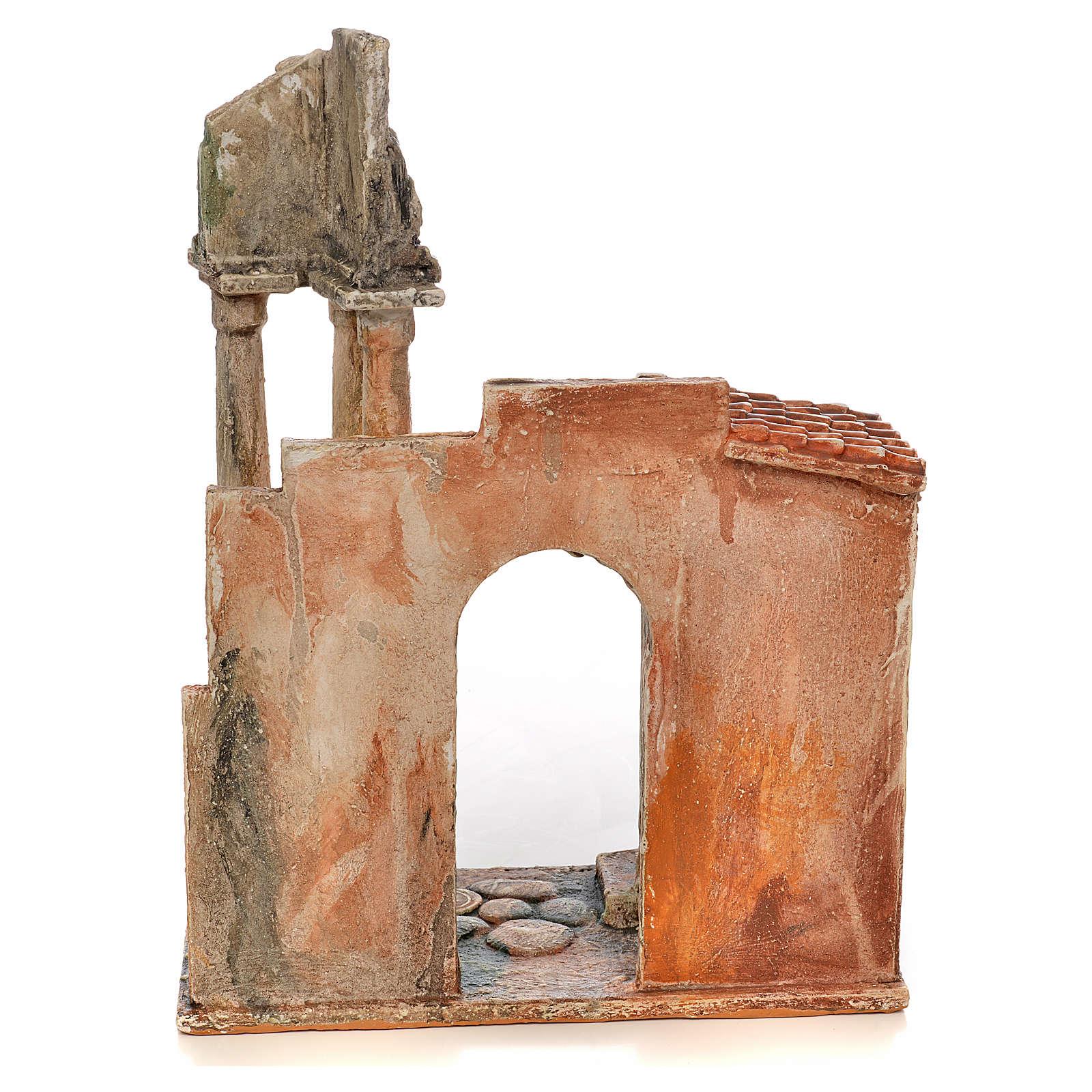 Colonnes romaines crèche Fontanini 12 cm 4