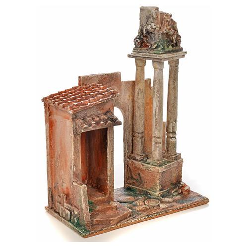 Colonnes romaines crèche Fontanini 12 cm 2