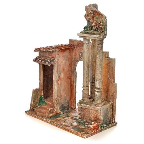 Colonnes romaines crèche Fontanini 12 cm 3