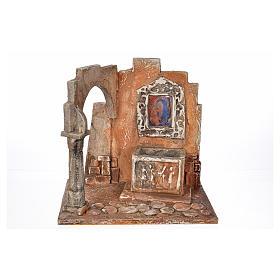 Sarcofago con icona presepe Fontanini cm 12 s5