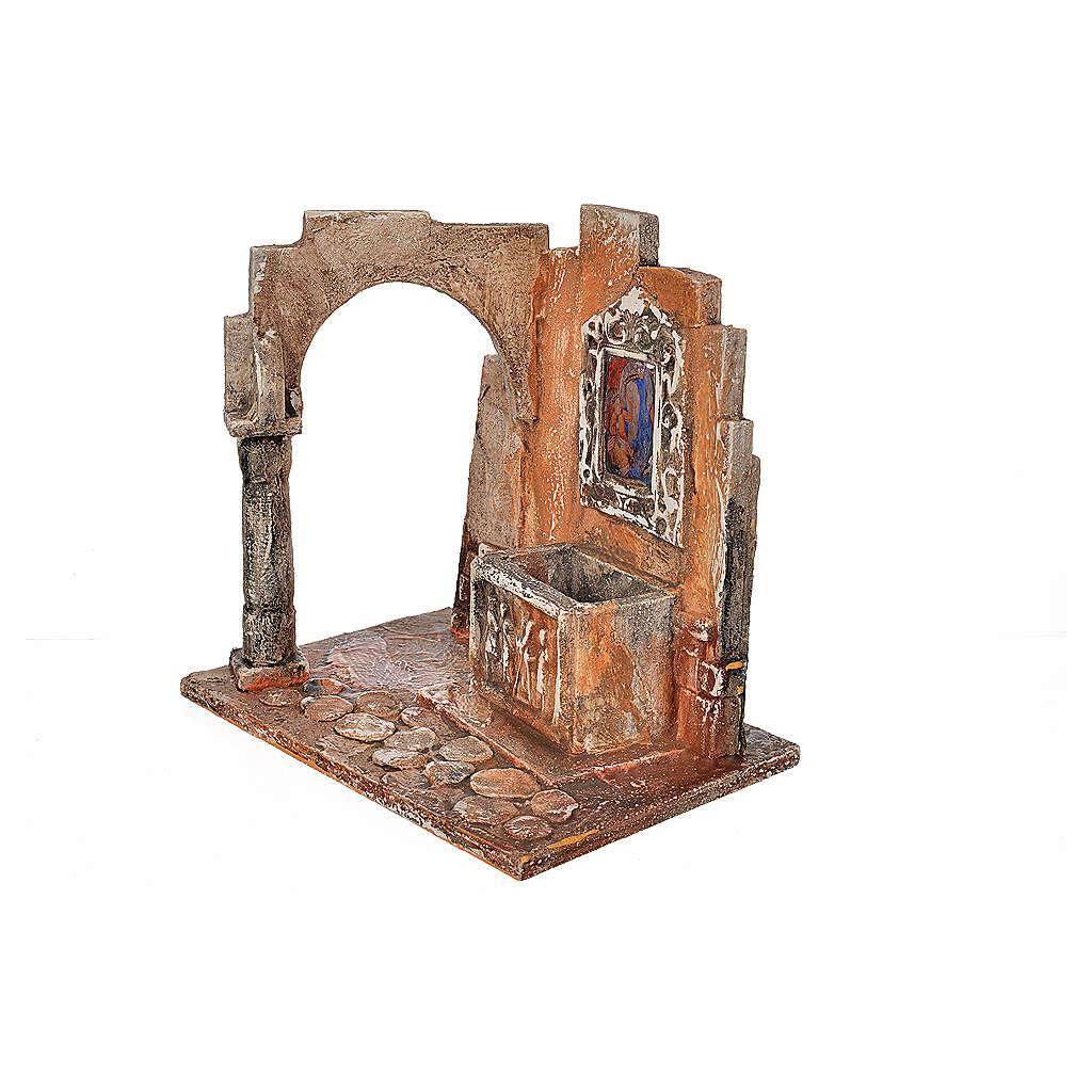 Sarkofag i ikona szopka Fontanini 12 cm 4