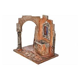 Sarkofag i ikona szopka Fontanini 12 cm s3