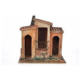 Borgo presepe Fontanini cm 12 s5