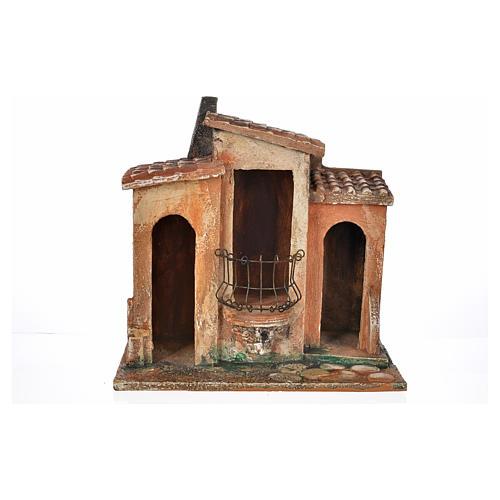Borgo presepe Fontanini cm 12 5