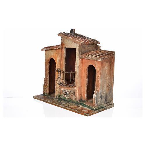 Borgo presepe Fontanini cm 12 7